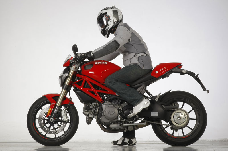 Tu moto y tú a punto