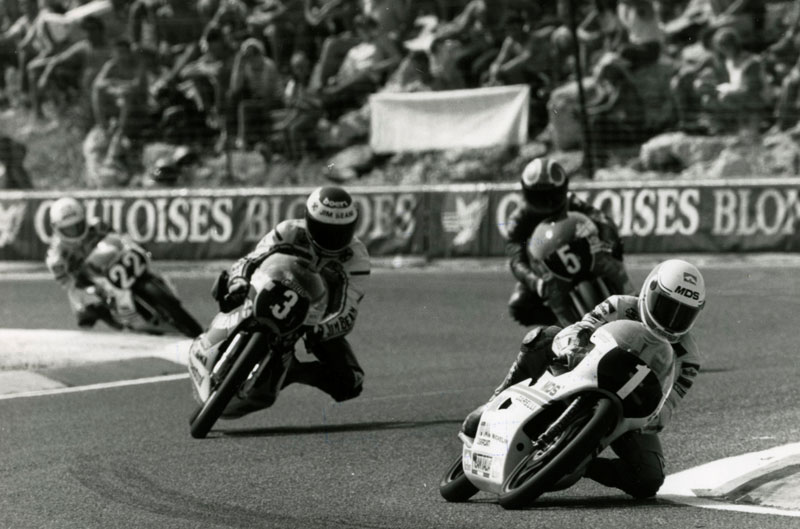 Adiós a la categoría de 125 cc del Mundial de Motociclismo