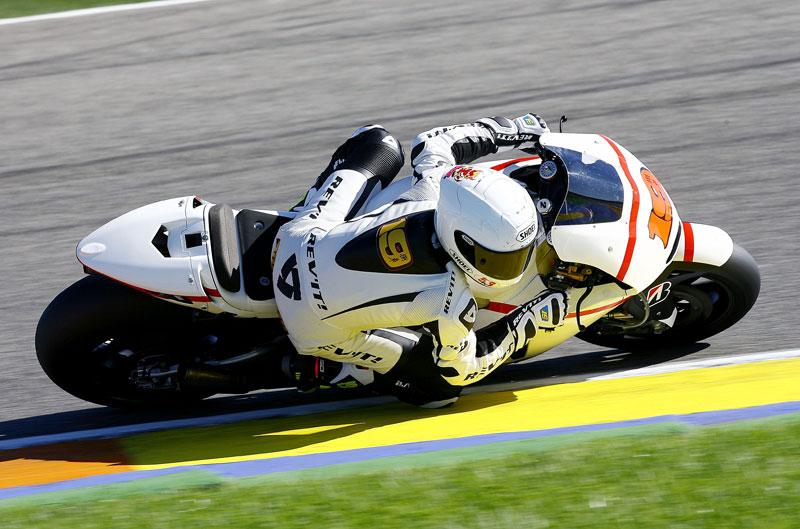 Álvaro Bautista: Estoy deseando subirme a la 1000cc