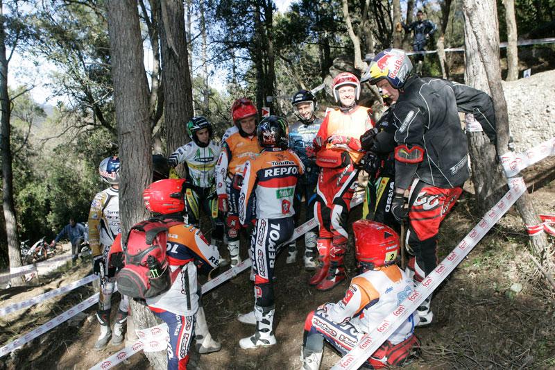 Adiós al trial Openfree en el Campeonato de España