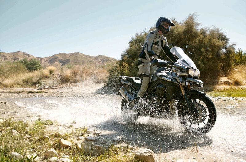 Gana un viaje al Sahara con la Triumph Tiger Explorer
