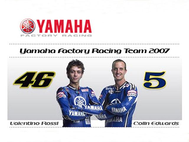 """""""Yamaha in blue"""""""