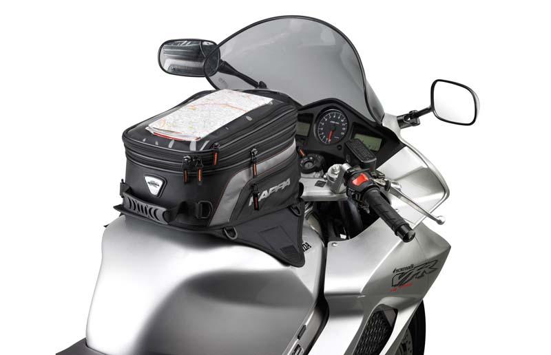 Novedades Kappa 2012 para moto