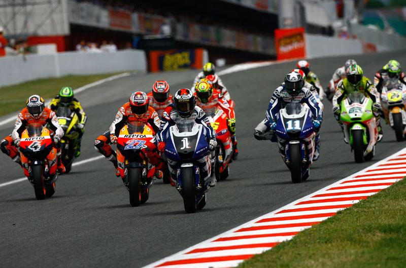Calendario de MotoGP 2012