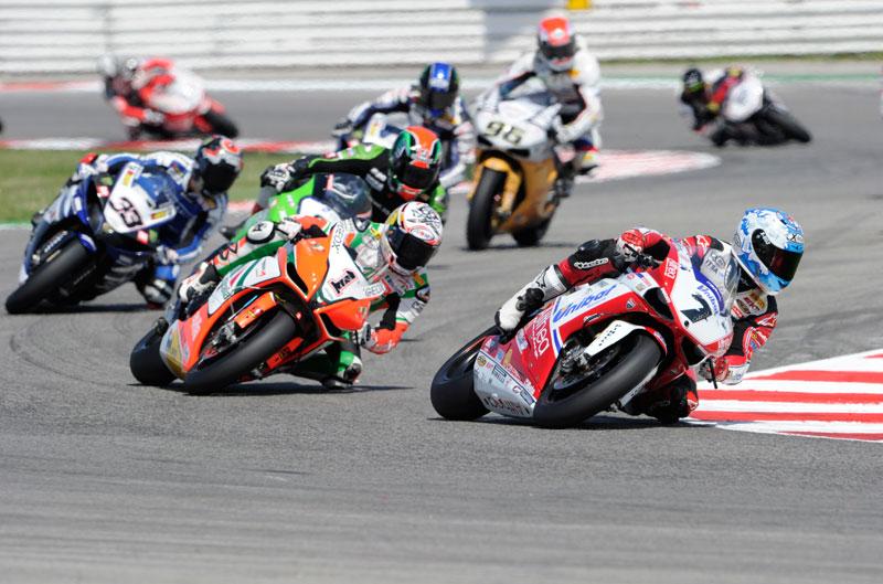 Calendario de Superbike 2012