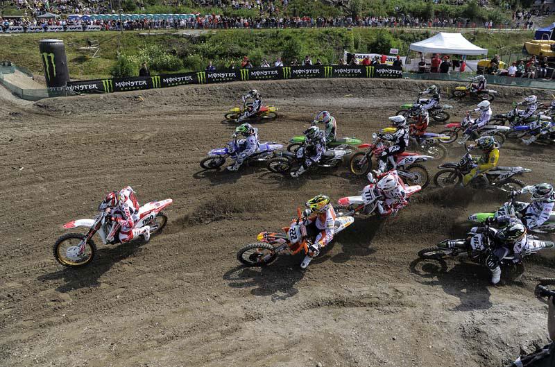 Calendario de Motocross 2012
