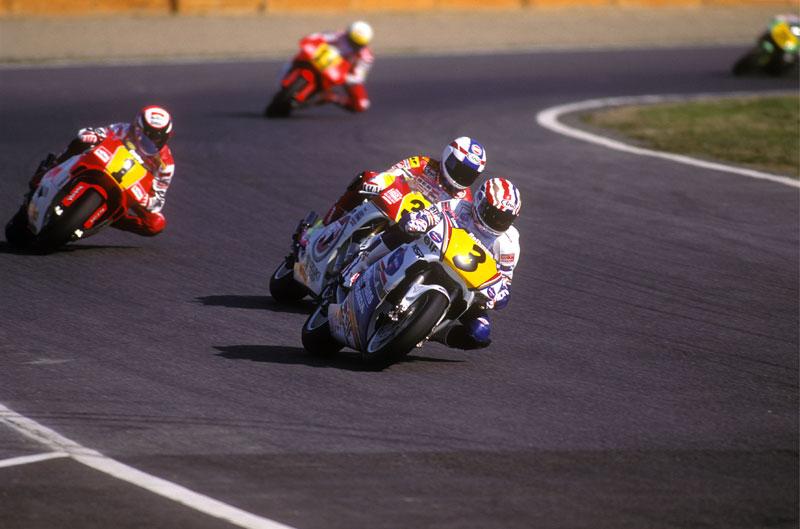 Mi mejor carrera. Kevin Schwantz. Gran Premio de Japón de 1991