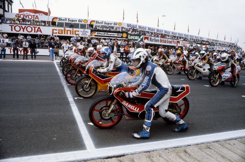 Adios a las 125cc del Mundial Motociclismo
