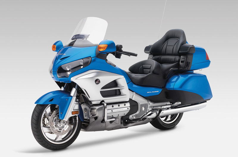 La Honda Goldwing 2012 ya está disponible