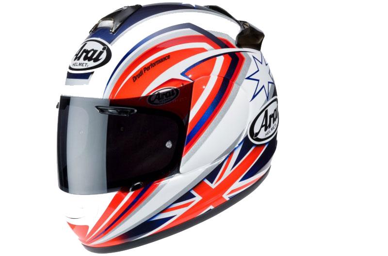Colección cascos Arai 2012