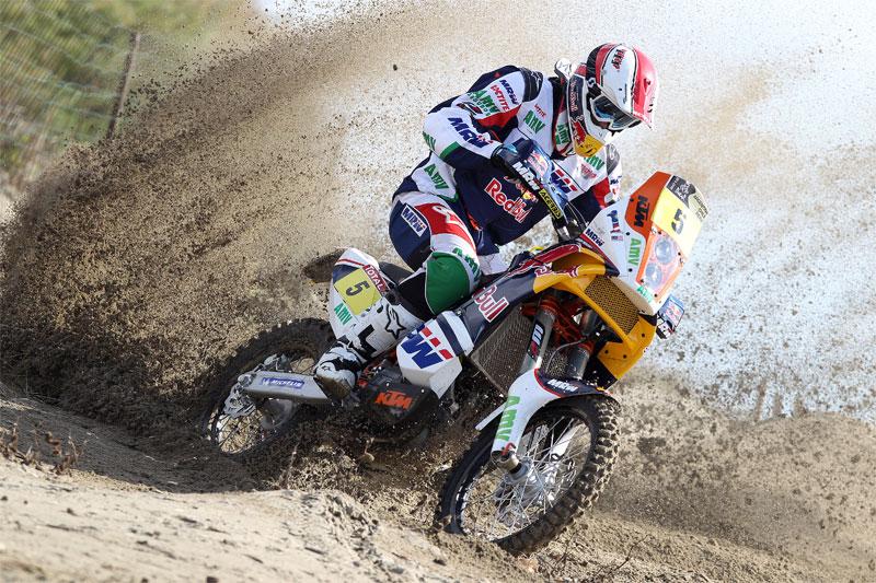 """Joan Pedrero: """"El Dakar en un equipo oficial va todo más guiado"""""""