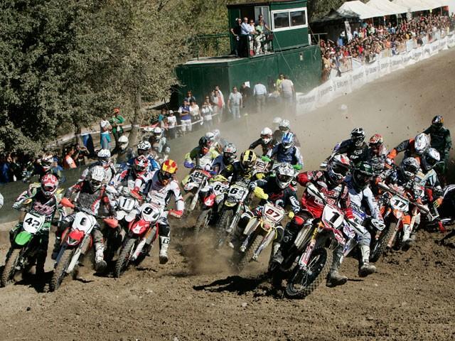Campeonato de España de Motocross MX Elite: Calendario 2012