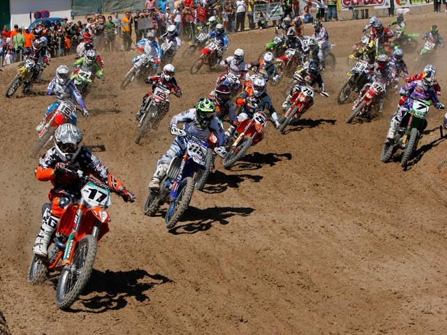 Campeonato de España de Motocross Sub 18: Calendario 2012