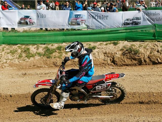Campeonato de España de Motocross Feminas: Calendario 2012