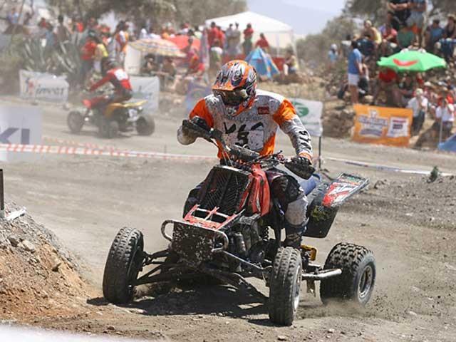 Campeonato de España de Quadcross: Calendario 2012