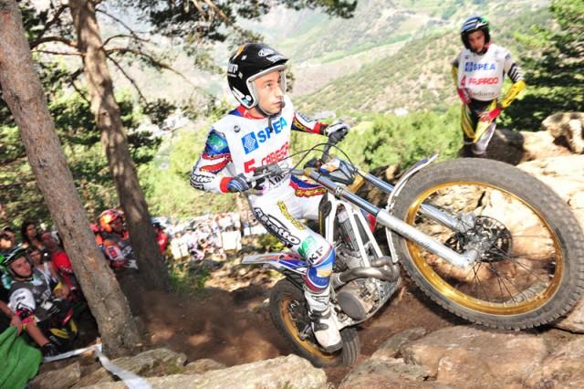 Campeonato de España de Trial: Calendario 2012