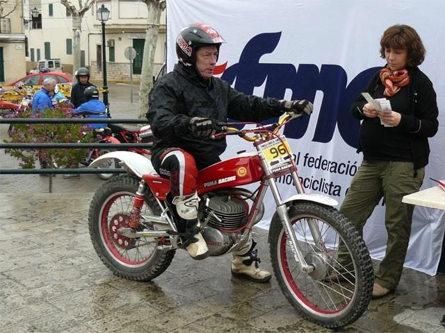 Campeonato de España de Trial de Clásicas: Calendario 2012