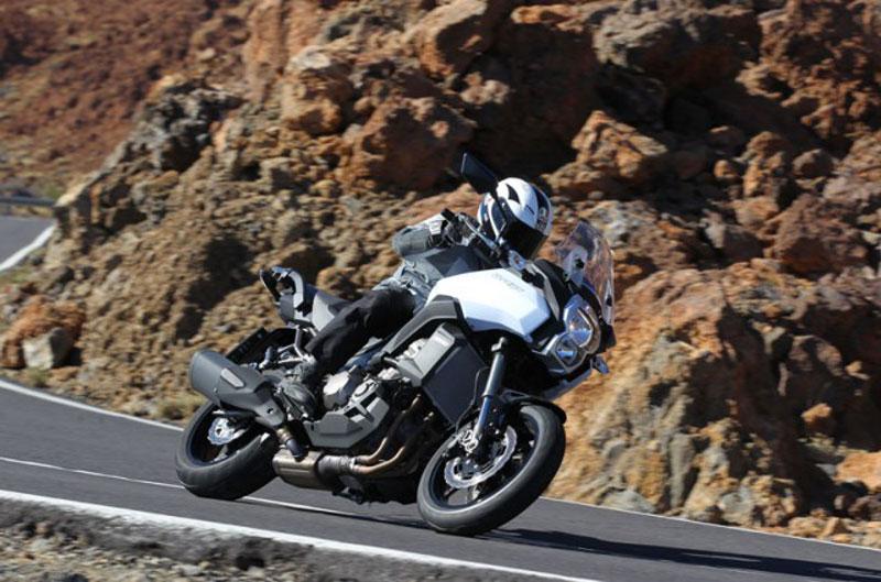 Kawasaki Versys 1000 2012: 12.999 euros