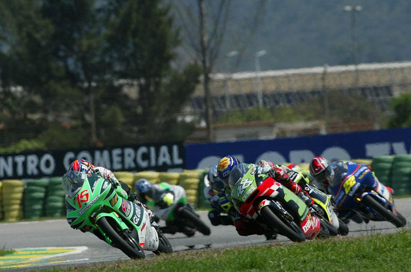 Mi mejor carrera. Jorge Lorenzo. Gran Premio de Brasil 2003