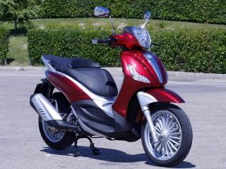 Piaggio lanza las primeras promociones de 2012