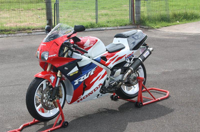 Cómo importar una moto desde Inglaterra