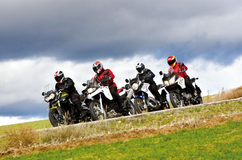 Las mejores trail medias 2011