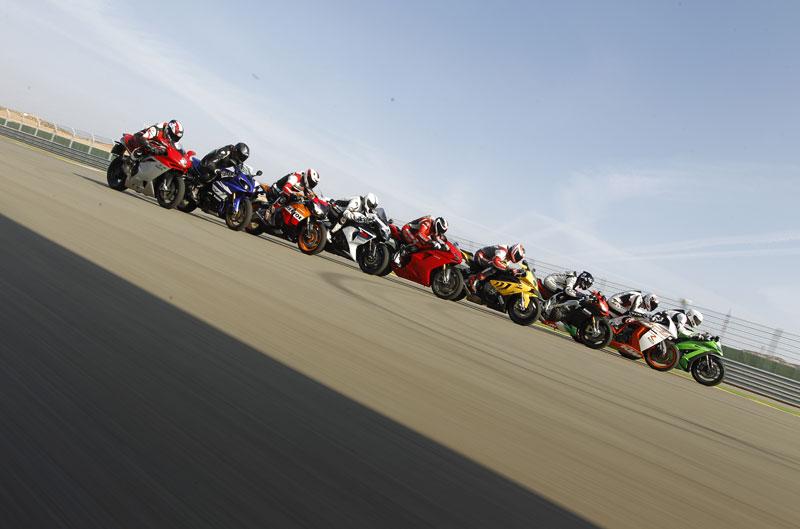 Las mejores superbike 2011