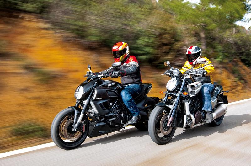 Las mejores muscle bike 2011