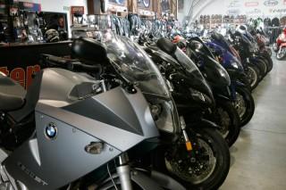 Descenso de las ventas de motocicletas en 2011