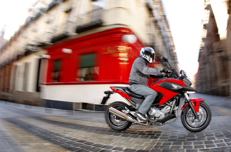 Honda NC 700X : Objetivo 50.000 kilómetros