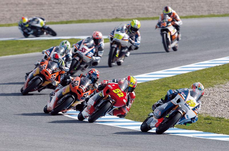 Mi mejor carrera. Álvaro Bautista. Jerez 2006