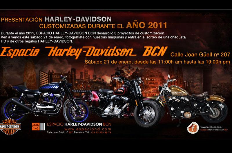 Espacio Harley-Davidson Barcelona