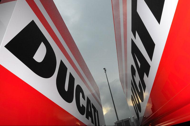 Ducati termina sus ensayos en Jerez