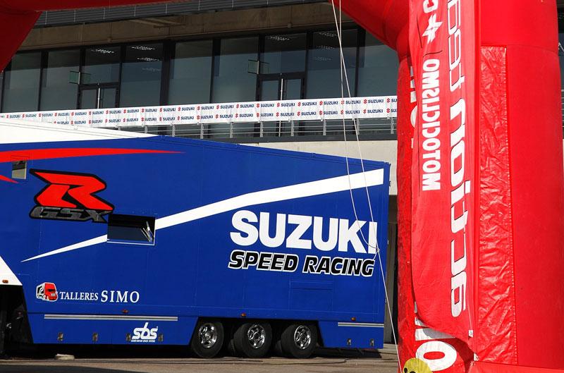 Suzuki Motor España premia a Speed Racing como el mejor servicio posventa 2011