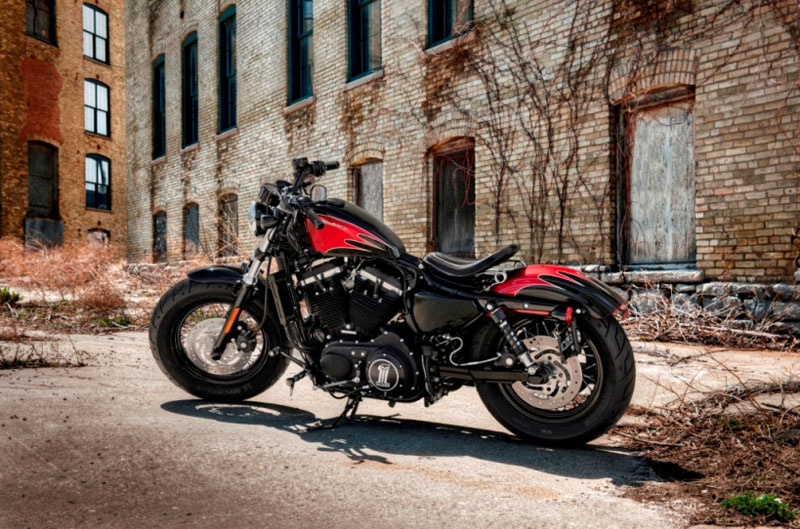 Accesorios para la Harley-Davidson XL 1200 X  Forty-Eight
