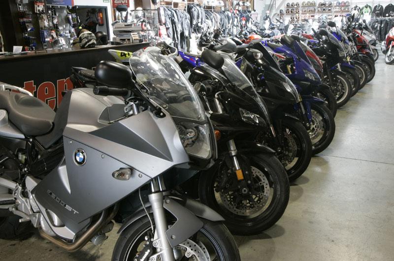 Situación crítica del mercado de la moto