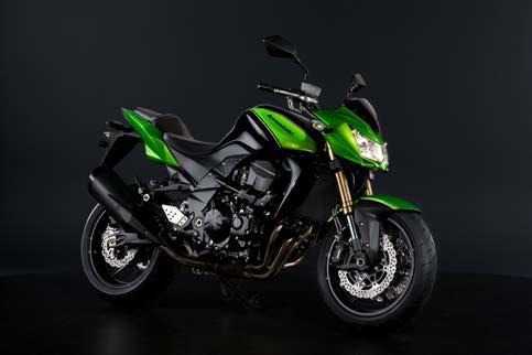 Kawasaki rebaja el precio de la Kawasaki Z750 y Z750R