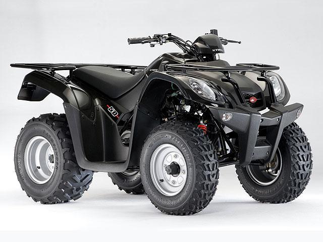 Nuevo KYMCO MXU 50 Reverse