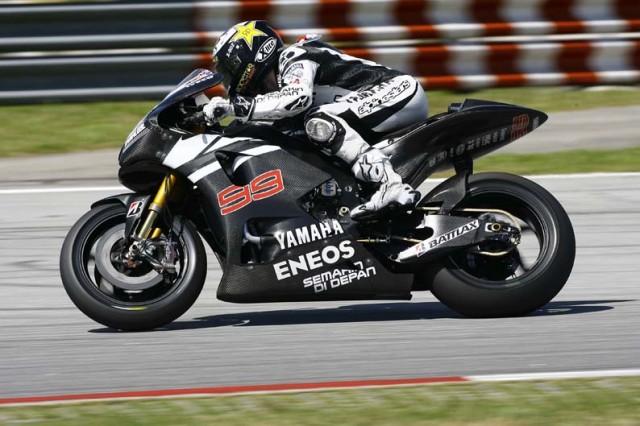 Jorge Lorenzo: Estoy muy contento y la moto tiene un gran potencial