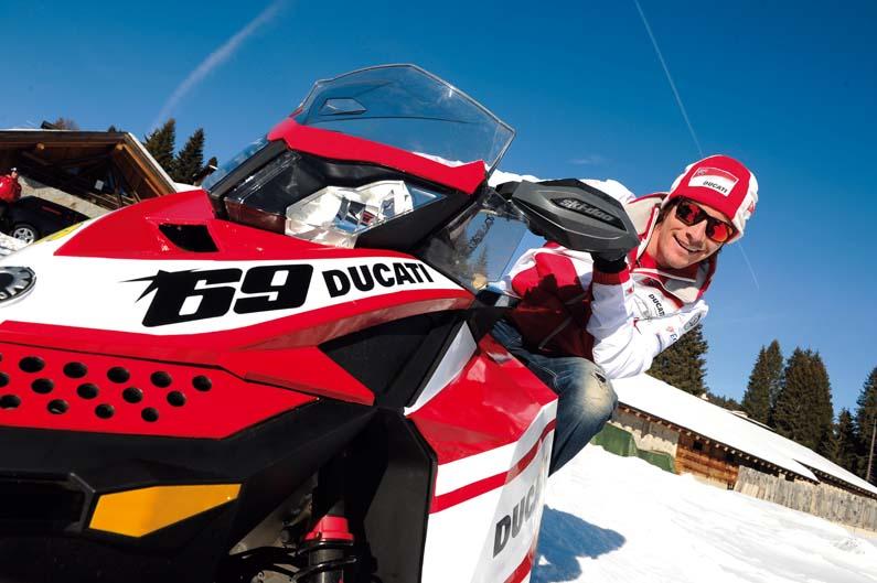 Nicky Hayden: Confío en Ducati