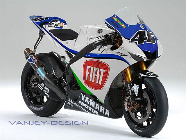 Fiat y Rossi ¿juntos?