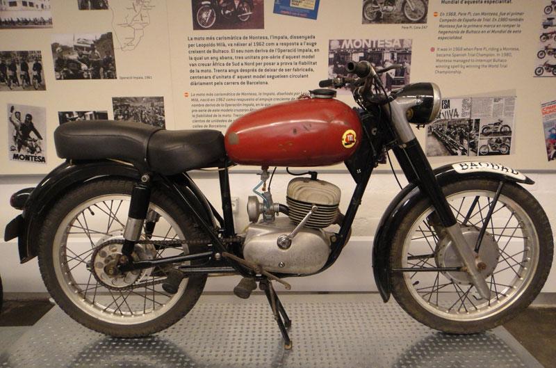 El Museo de la Moto de Barcelona incorpora dos nuevas inquilinas