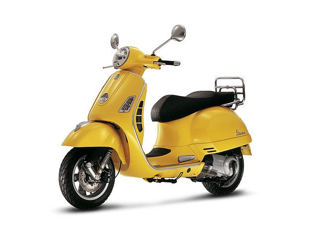 Vespa GTS 125 cc