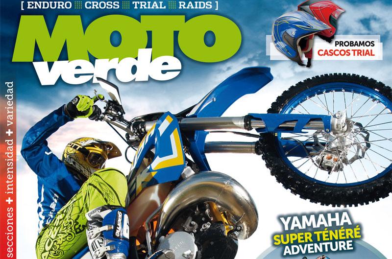 La revista Moto Verde se renueva
