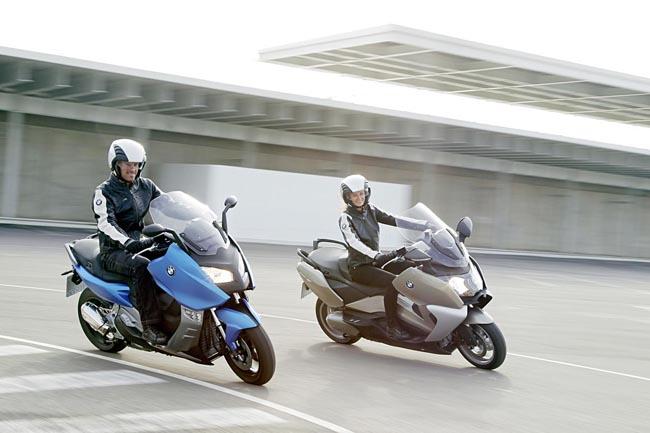 El BMW C 650 GT y BMW C 600 Sport ya tienen precio en España