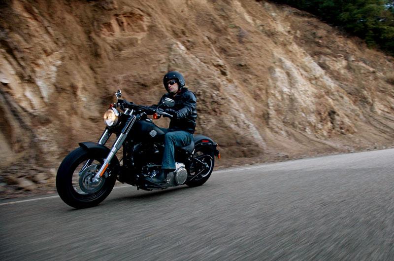 Harley-Davidson Softail Slim y Harley-Davidson Seventy-Two