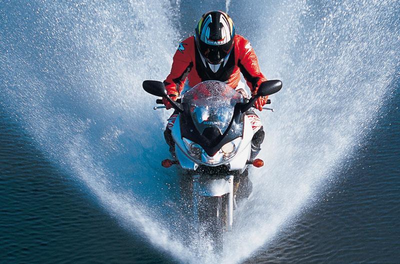 Conducción en agua