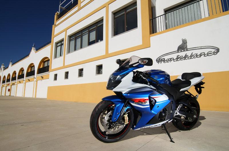 Suzuki GSX-R 1000 2012. Prueba
