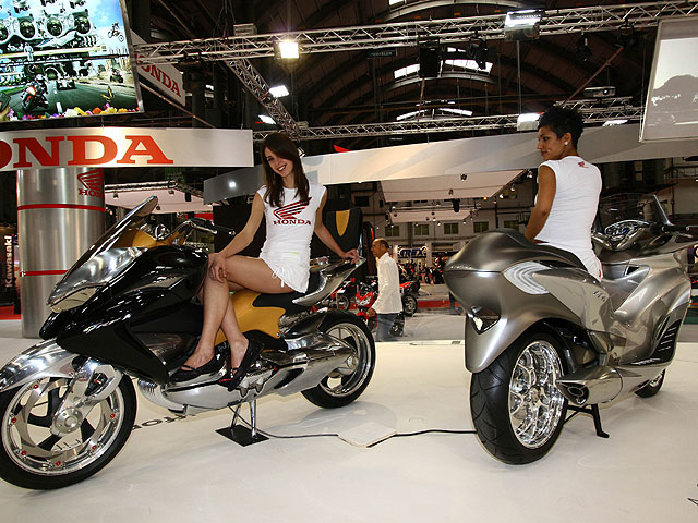Salón de la Moto de Madrid