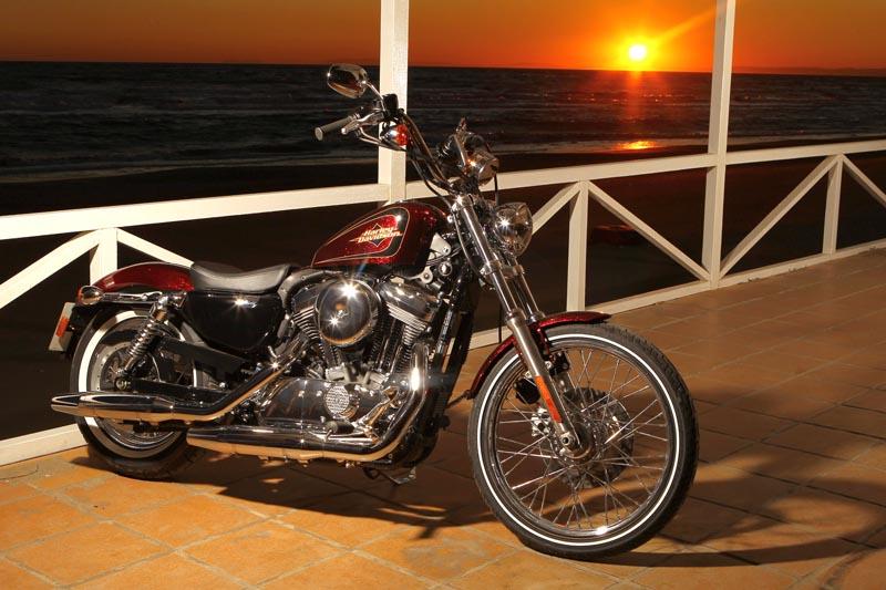 La Harley Davidson Sportster 72 llega a los concesionarios